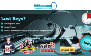 Get Lost Key Services