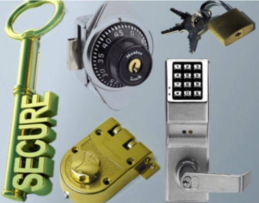 Different Lock Systems for Security
