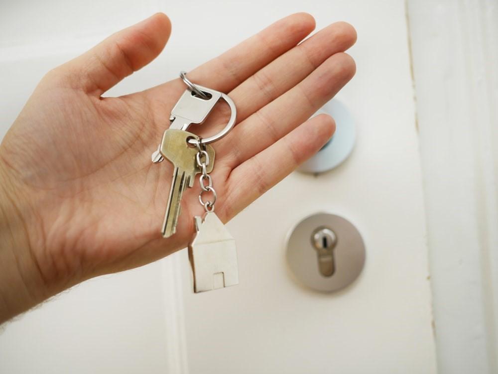 Entryway Lock Keys