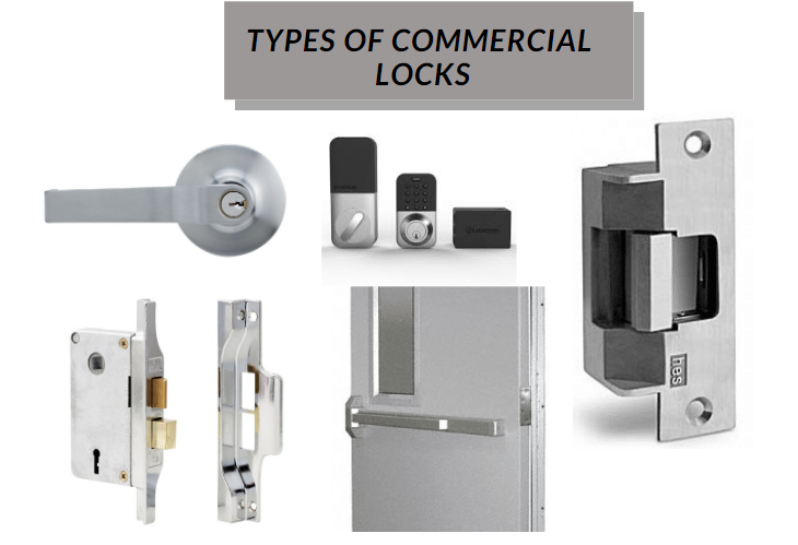 Types of Commercial Locks