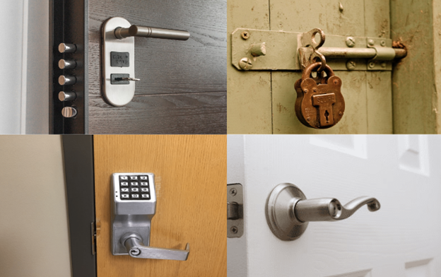 Get Locks for Home Safety