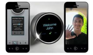 Smart Camera Based Security System