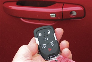 Key Fob replacement service