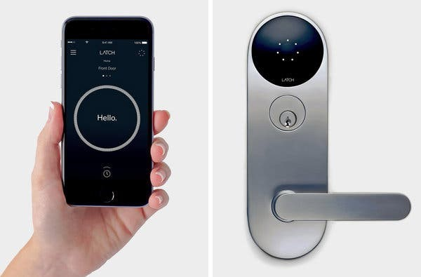 Keyless Entry system for home