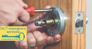 Hire 24/7 emergency Locksmith services