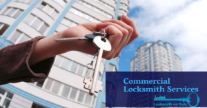 Professional Commercial Locksmith Services
