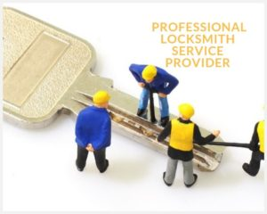 Professional locksmith service provider