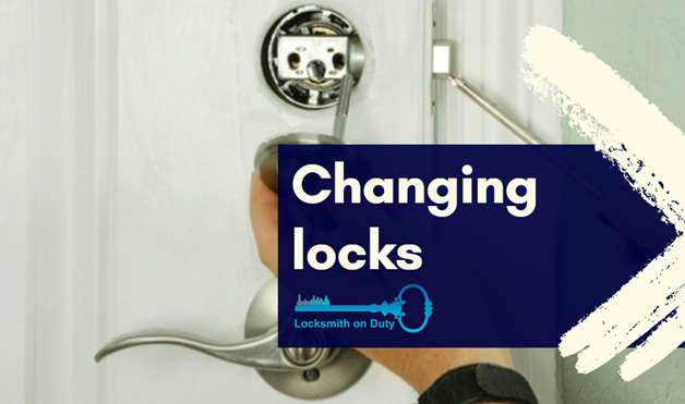 Changing locks
