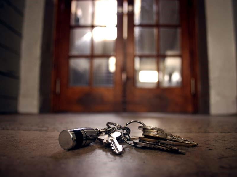 Lost your lock keys