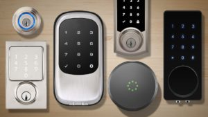 Smart security products