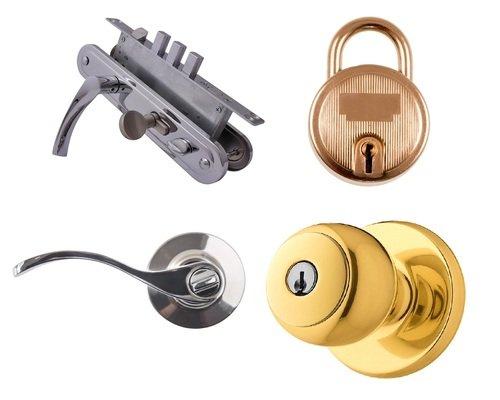 Types of lock