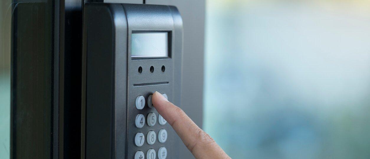 Office Smart Security Lock