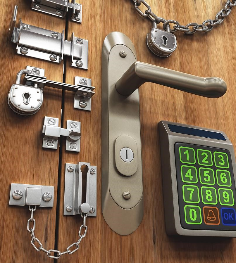Range Of Services By Locksmiths